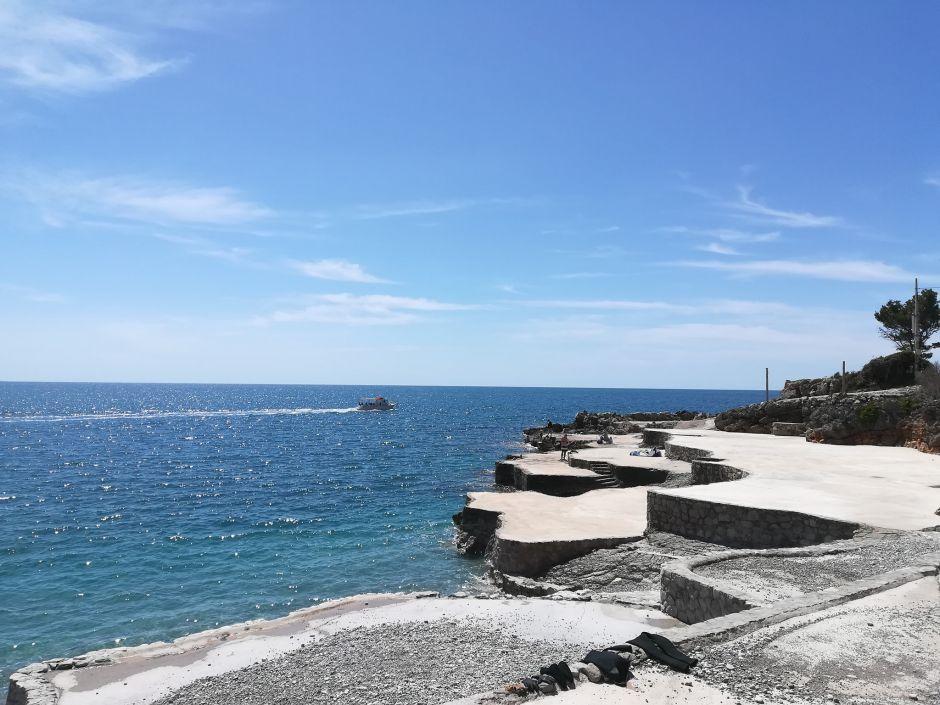 Prvomajska ekskurzija Plaža Ploče, Maj 2019.
